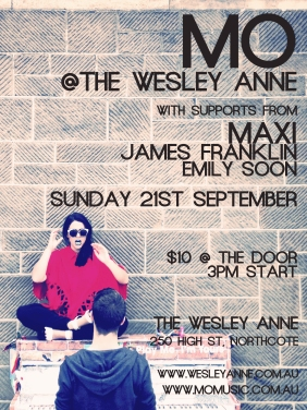 Wesley Anne Flyer Mo